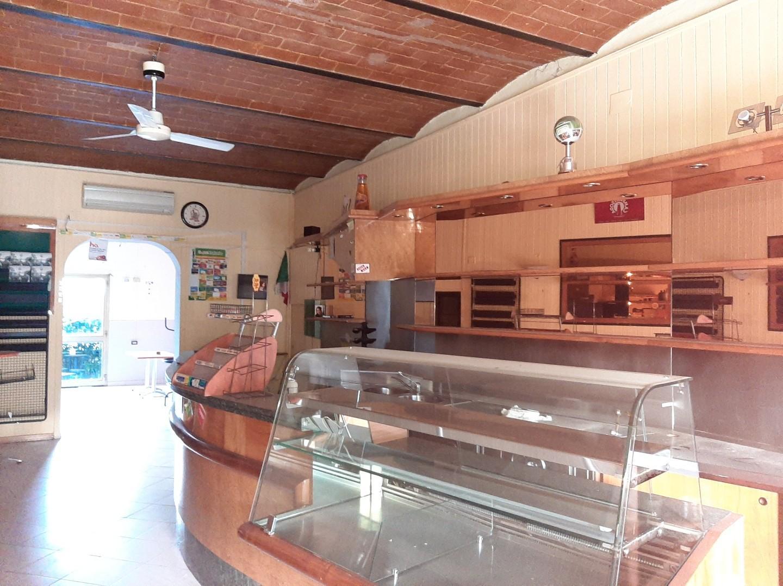 Locale comm.le/Fondo in affitto commerciale a Terricciola (PI)