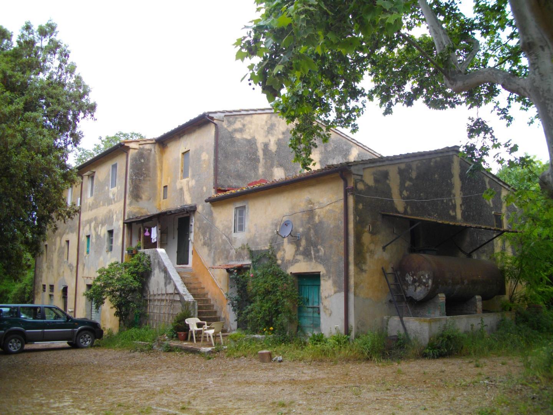 Rustico in vendita a Lorenzana, Crespina Lorenzana (PI)