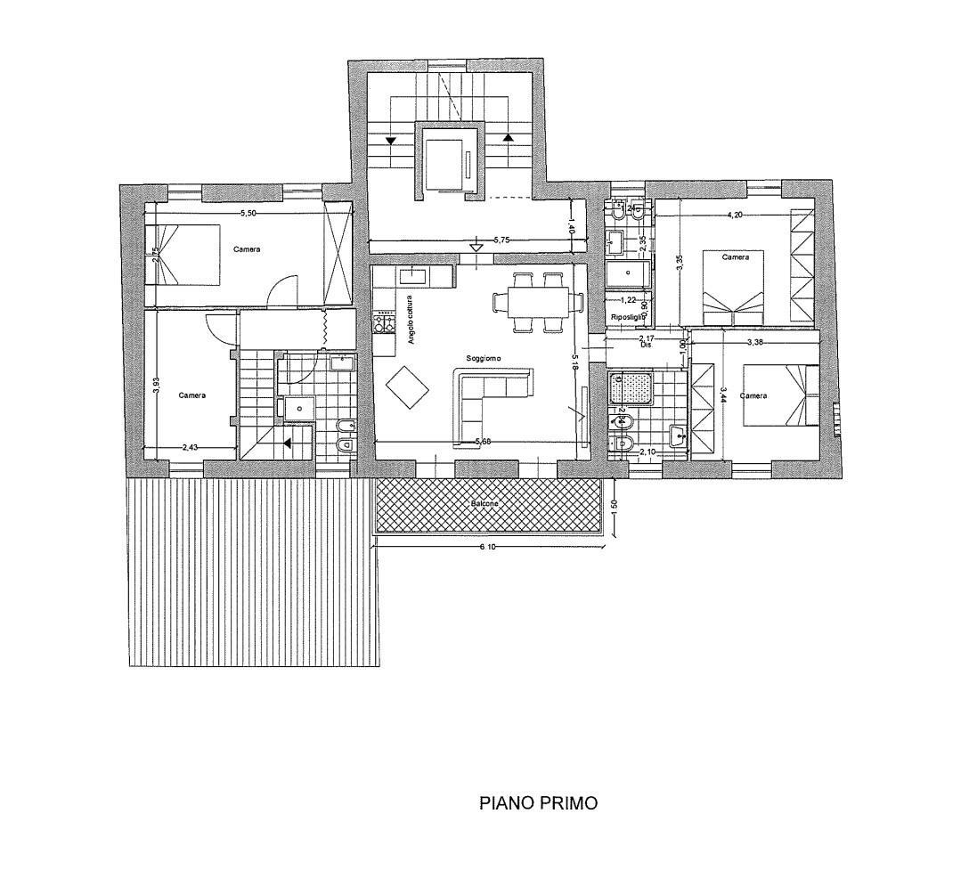 Appartamento in vendita, rif. 02498