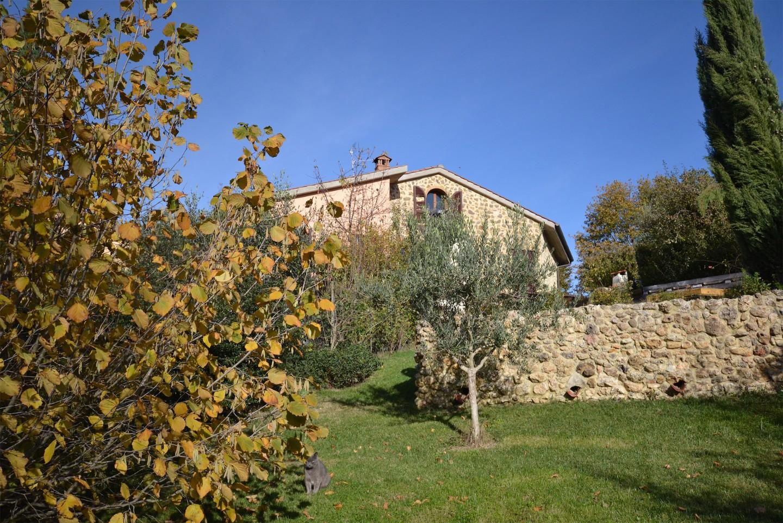 Villetta trifamiliare in vendita a Monteriggioni