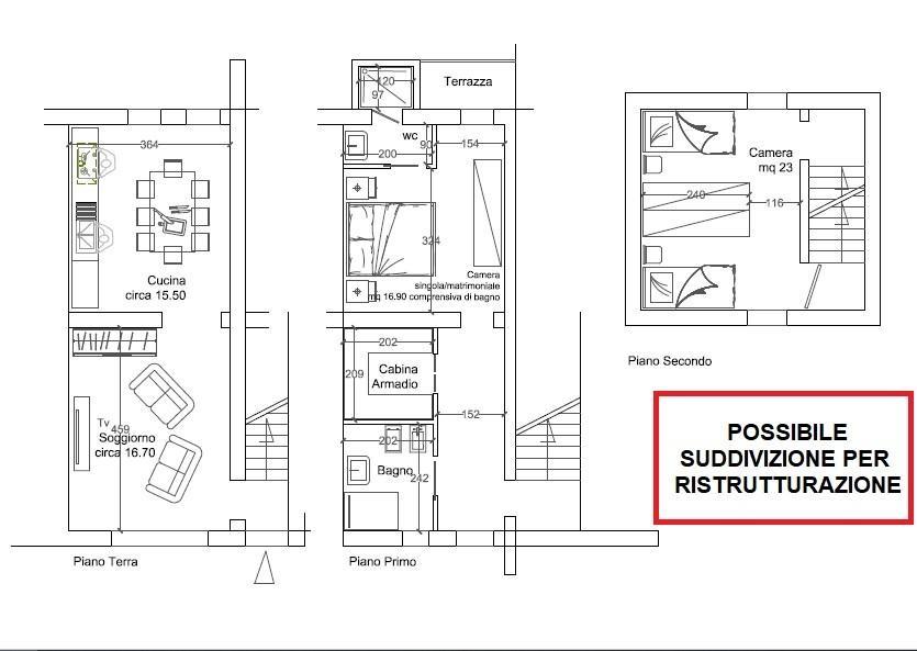 Terratetto in vendita, rif. GR732