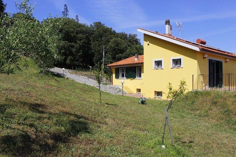 Villa singola in vendita a Gabbro, Rosignano Marittimo (LI)