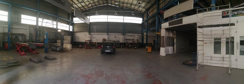 Capannone commerciale in vendita a Carrara (MS)