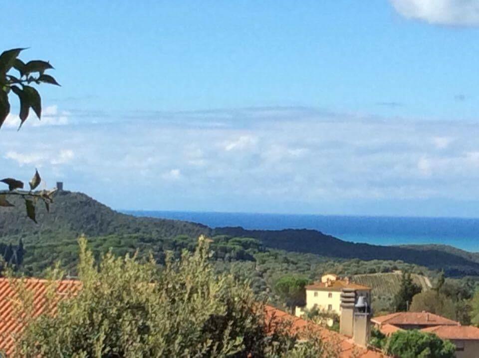 Villetta a schiera in vendita a Castagneto Carducci (LI)