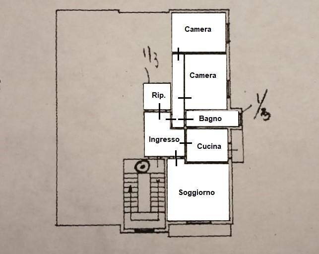 Appartamento in vendita, rif. AP/9