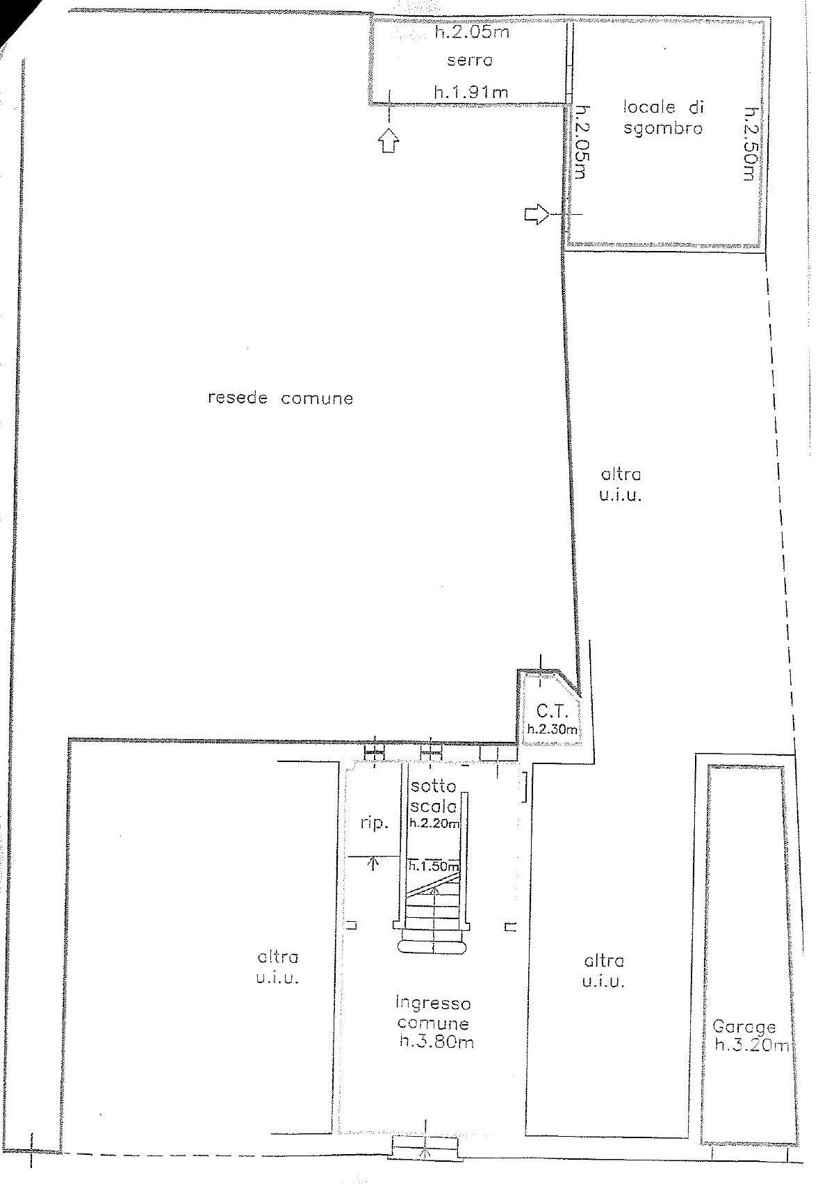 Villetta bifamiliare in vendita, rif. 80