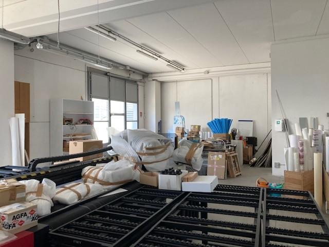 Capannone artigianale in affitto commerciale a Empoli (FI)
