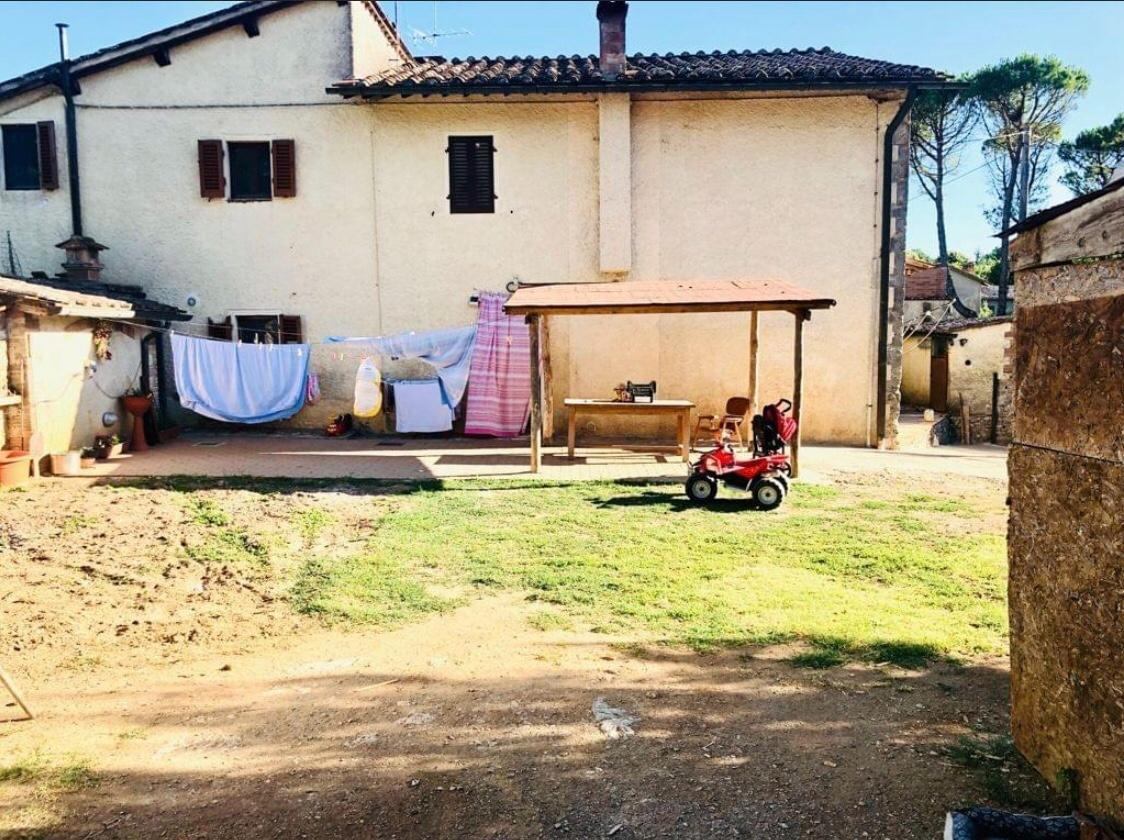 Casa semindipendente in vendita - Casole d'Elsa