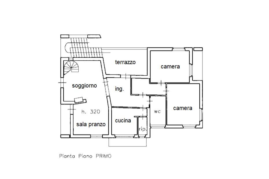 Villa singola in vendita, rif. F/2