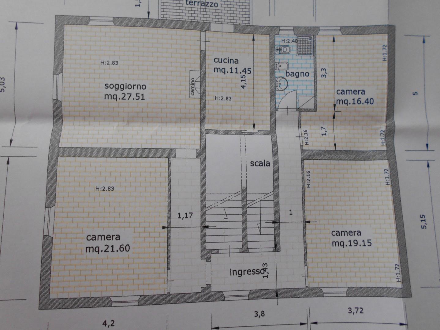 Appartamento in vendita, rif. 69