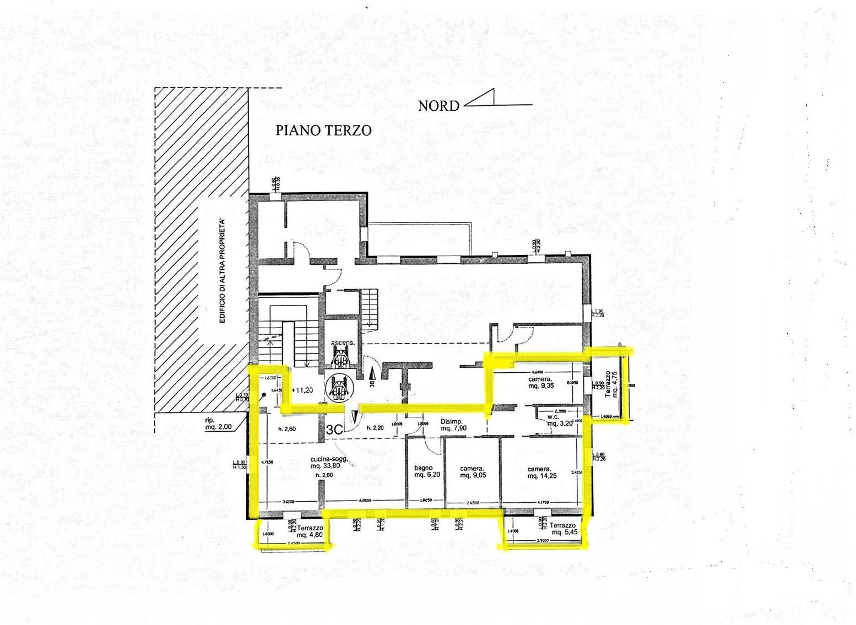 Appartamento in vendita, rif. 12