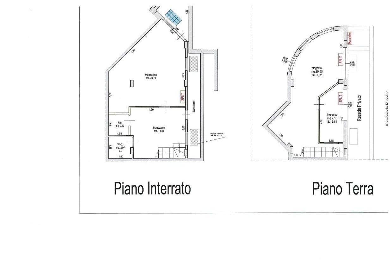 Negozio in vendita a Montelupo Fiorentino (FI)