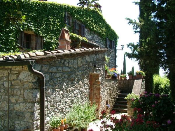 Porzione di casa in vendita a Radda in Chianti (SI)