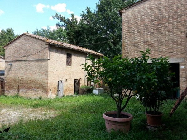 Portion of house for sale in Montalcino (SI)