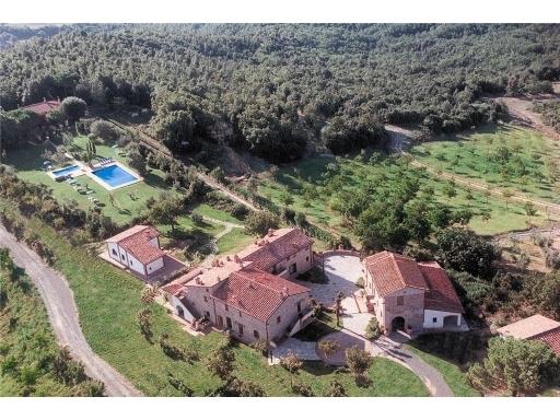 Azienda Agricola in vendita a Gambassi Terme, 90 locali, prezzo € 13.000.000 | Cambio Casa.it