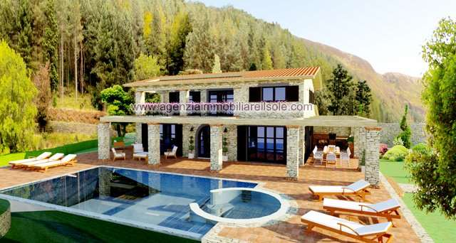 Villa for sale in Montignoso (MS)