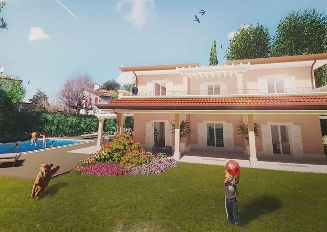 Villa for sale in Forte dei Marmi (LU)