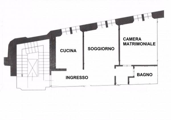 Appartamento in vendita, rif. A619