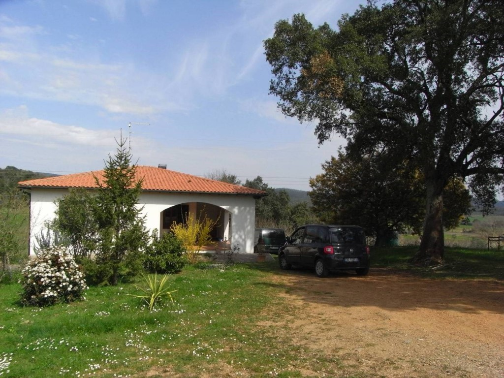 Villa singola a Roccastrada (1/5)