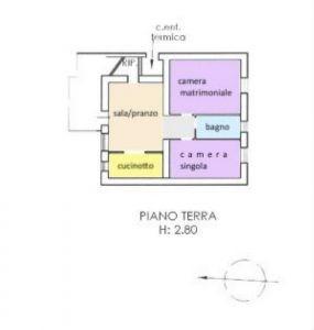 Casa semindipendente a Roccastrada (2/5)