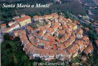 Terreno edif. residenziale a Santa Maria a Monte (4/4)
