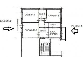 Appartamento a Cascina (3/5)