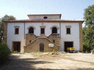 Villa singola a Volterra (1/5)
