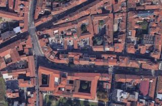 Locale comm.le/Fondo in affitto commerciale a Pistoia