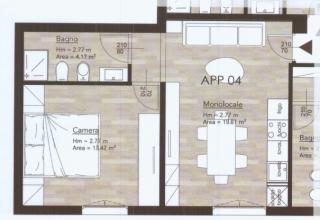 Appartamento a Castiglione della Pescaia (3/5)