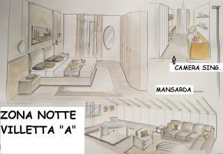 Villetta bifamiliare a Camaiore (5/5)