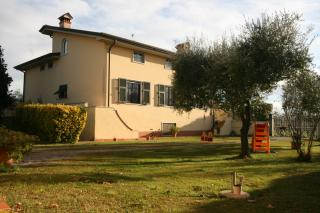 Villa singola a Luni (4/5)