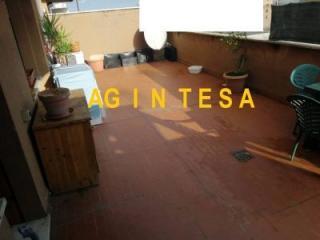 Foto 2/11 per rif. attico 3 vani con terrazza z lan