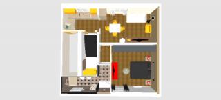 Appartamento a Cascina (1/5)