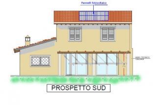 Villa singola a Bientina (1/5)