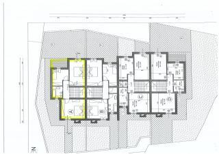 Villetta quadrifamiliare a Buti (2/4)