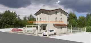 Villetta bifamiliare in vendita a Montignoso