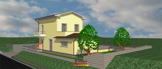 Terreno edif. residenziale in vendita a Cerreto Guidi (FI)