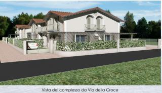 Villetta a schiera in vendita a Montignoso