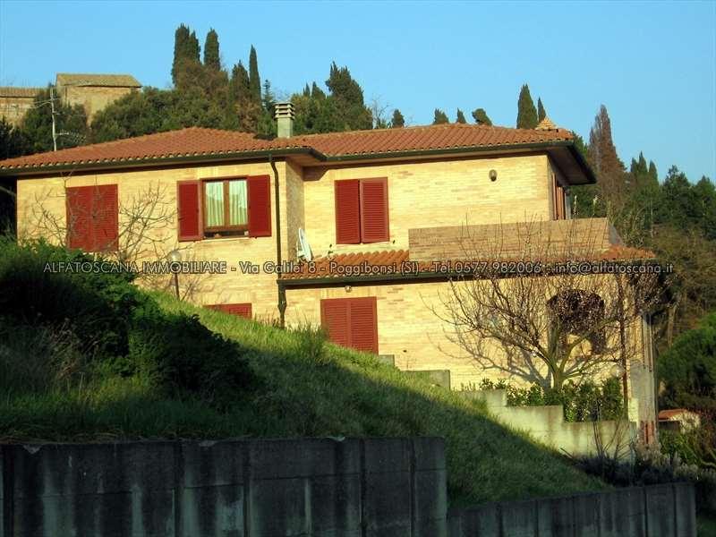 Villa singola a Radicondoli (2/2)