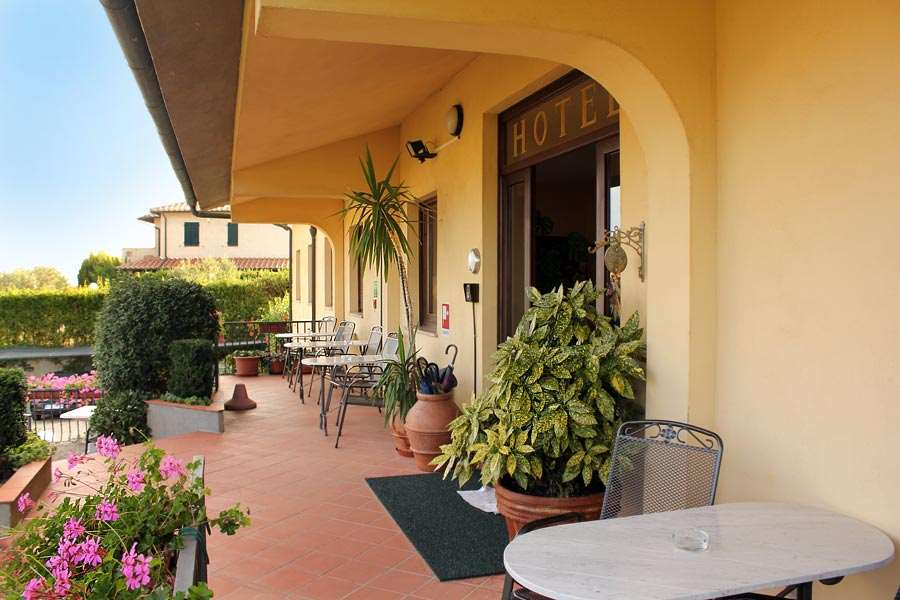 Albergo/Hotel a San Gimignano (5/5)