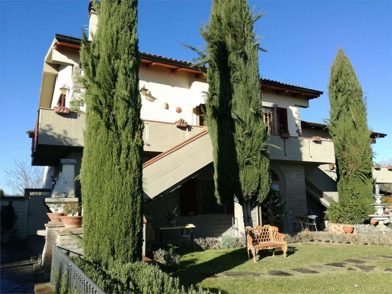Appartamento a Gambassi Terme (1/3)