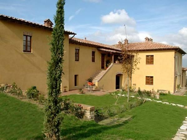 Villa singola in vendita a Asciano (SI)