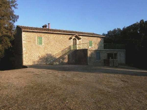 Rustico in vendita a Monticiano (SI)