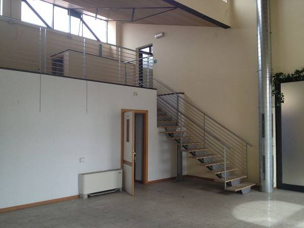 Business mall for commercial rentals in Siena