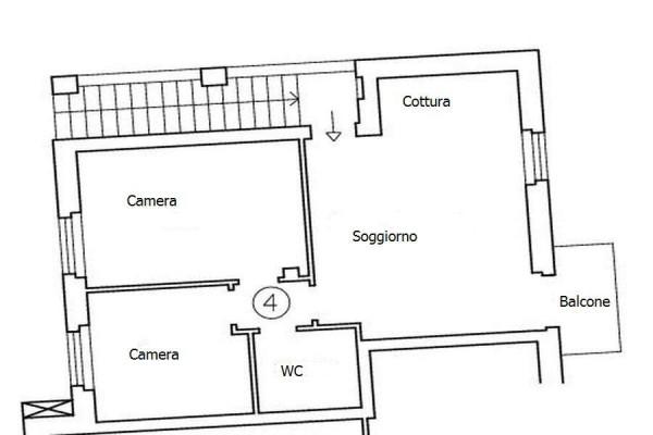 Appartamento in vendita, rif. R/333