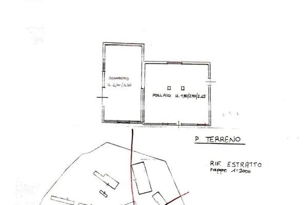 Rustico/Corte in vendita, rif. R/458
