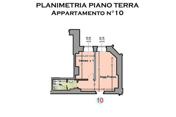 Appartamento in vendita, rif. R/460