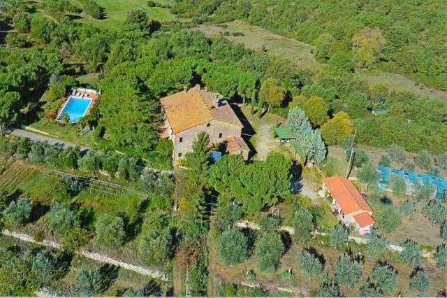 Country house for sale in Civitella in Val di Chiana (AR)