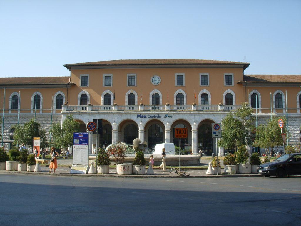 Stazione di Pisa: tante novità in arrivo al…Binario 14!