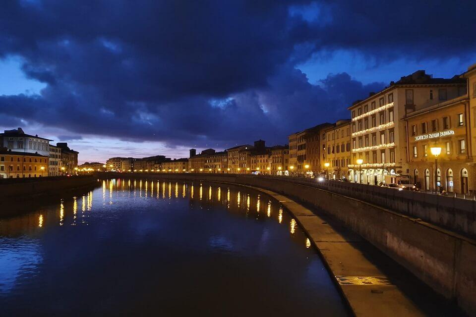 Sarà Pisa la Capitale ita…